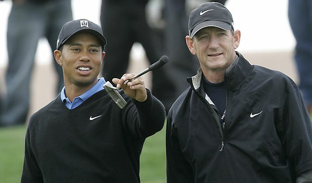 Hank Haney first starting working with Tiger Woods in March 2004.