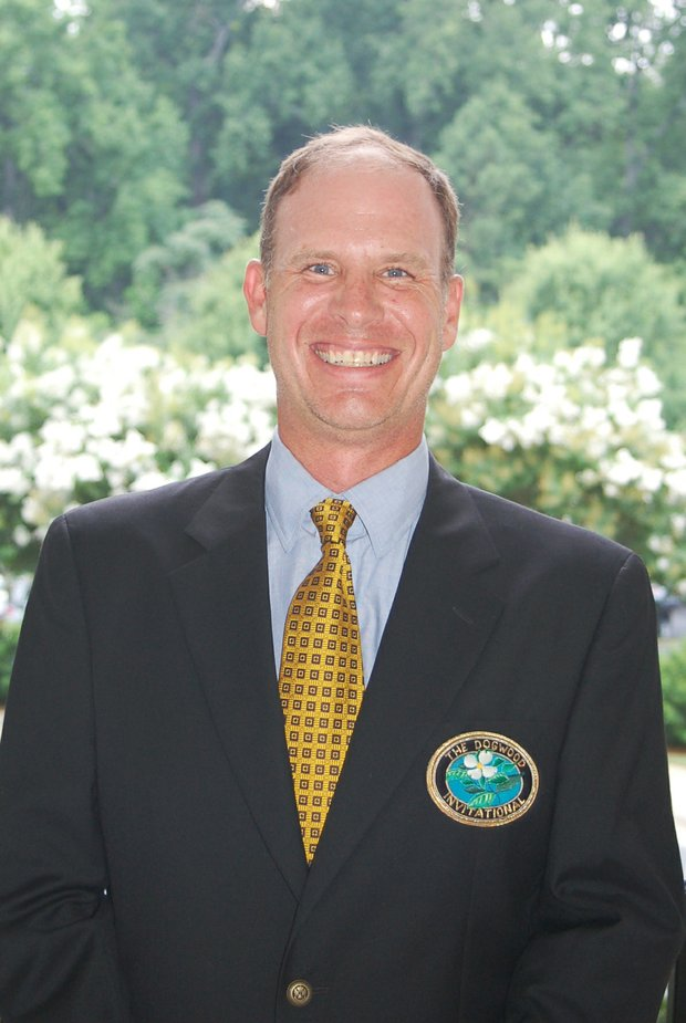 Edward Toledano, Dogwood Invitational tournament director