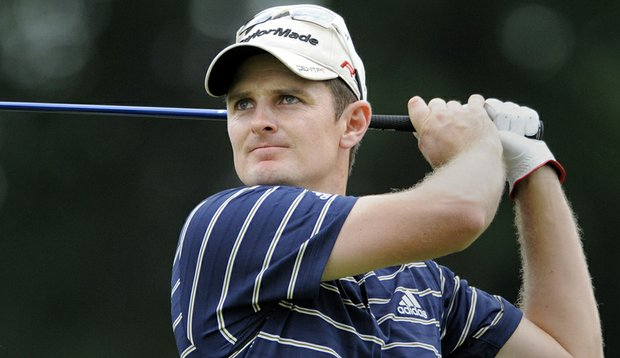 Justin Rose shot 6-under 64 to take the second-round lead at the AT&T National.