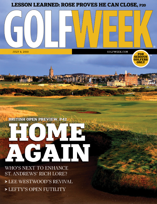 Golfweek (July 9, 2010)