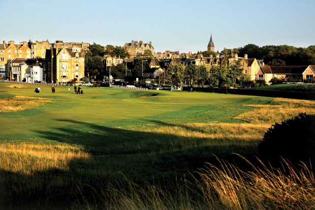 No. 17 of the Old Course