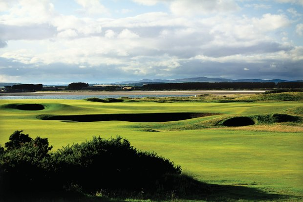 No. 7 of the Old Course