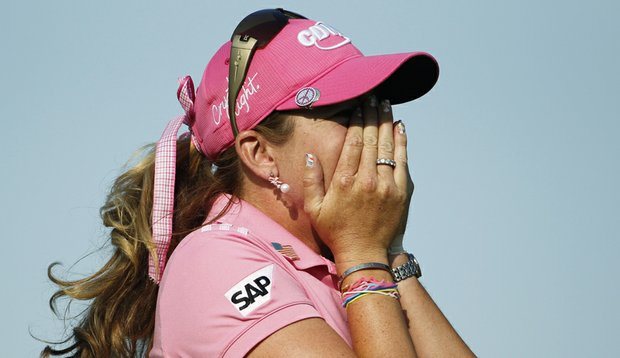 Paula Creamer won the U.S. Women's Open on July 11.