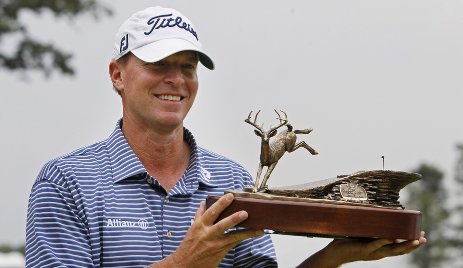 Steve Stricker won the John Deere Classic on July 11.