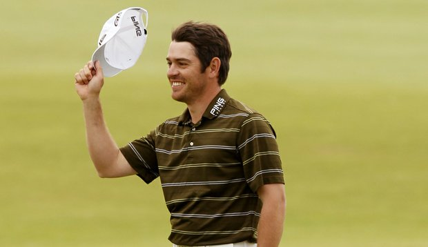 Louis Oosthuizen wins the British Open.