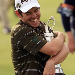 """I lost my temper quite a bit four or five years ago on the course. I got to the stage where I realized it's not helping anything. It's a matter of just enjoying yourself.""