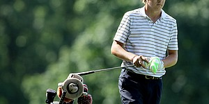 U.S. Junior Amateur (Stroke play Rd. 1)
