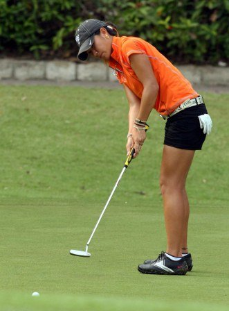 Jean Chua will fly the flag for the host country in October's Sime Darby LPGA Malaysia.