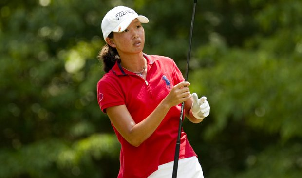 Doris Chen defeated Katelyn Dambaugh, 4 and 2, to win the U.S. Girls' Junior Amateur championship.