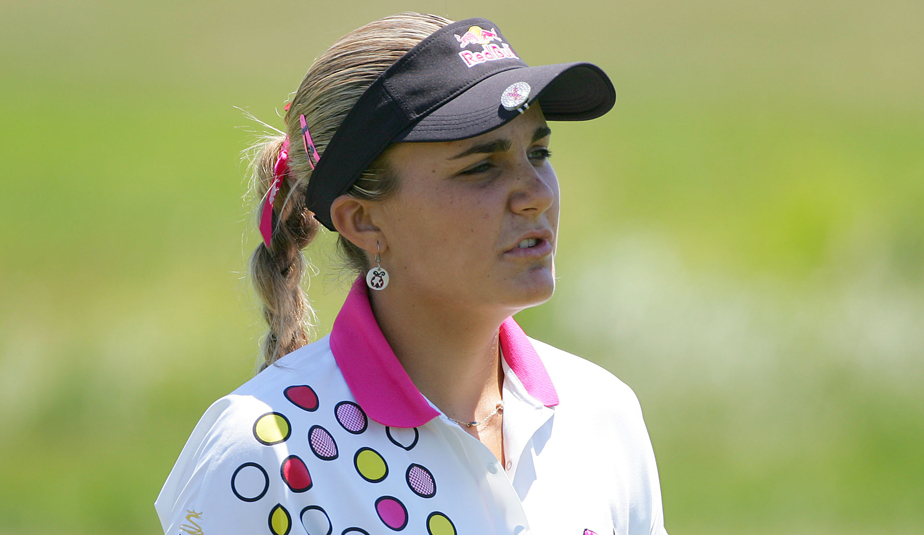 Alexis Thompson is just 15 but already is competing on the LPGA tour.