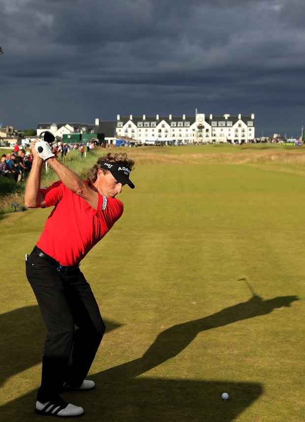 """I have always wanted to win the British Open. I didn't. Now this is the next best thing.""