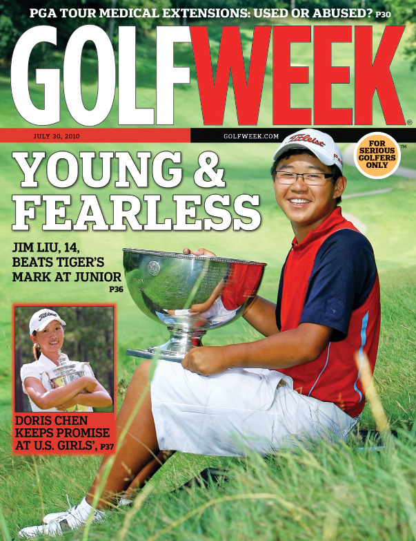Golfweek (July 30, 2010)