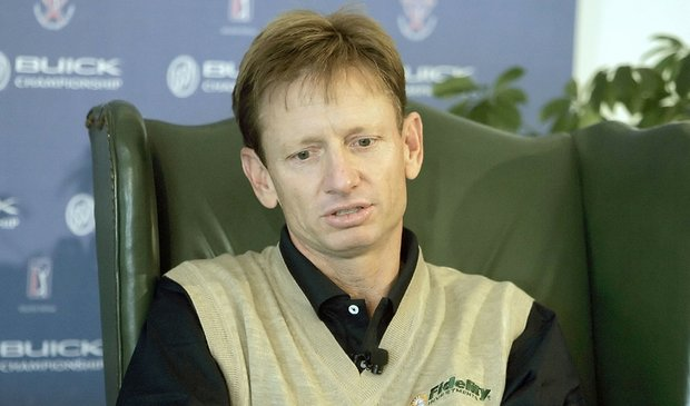 Brad Faxon is a player director of the PGA Tour's policy board.
