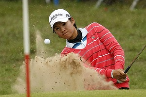 """She said, 'I'm very happy to see you on top, that's where you belong,' and wished me good luck for today.""