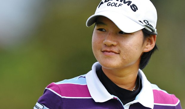 Yani Tseng won her third major title at the 2010 Women's British Open.