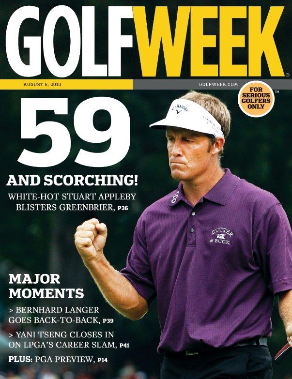 Golfweek (Aug. 6, 2010)