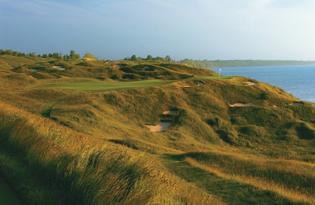 No. 12 at Whistling Straits