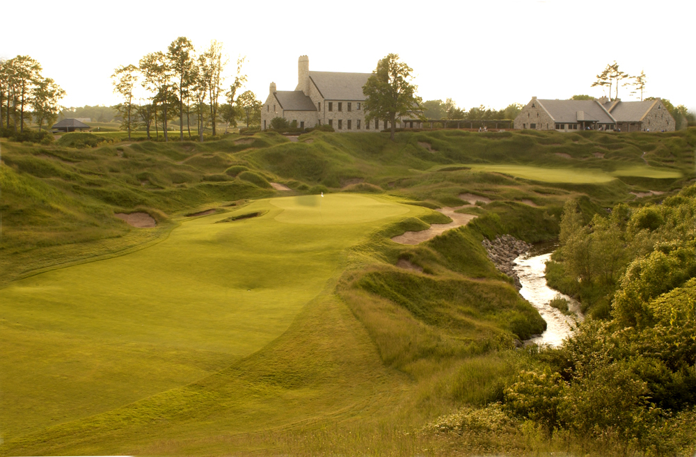 No. 9 at Whistling Straits