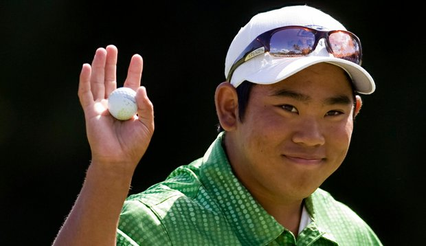 Tadd Fujikawa during the 2009 Sony Open.