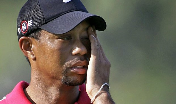 Can it get any worse for Tiger Woods?