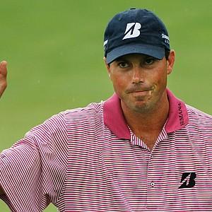 Matt Kuchar is No. 1 on the PGA Tour money list