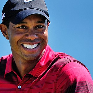 Tiger Woods during the final round of the PGA Championship.