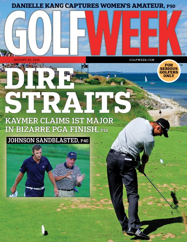 Golfweek (Aug. 20, 2010)