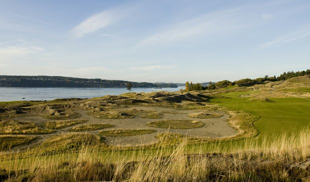 No. 11 at Chambers Bay