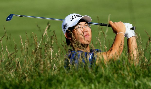An Byeong-hun is through to the last 32 in the 2010 U.S. Amateur.