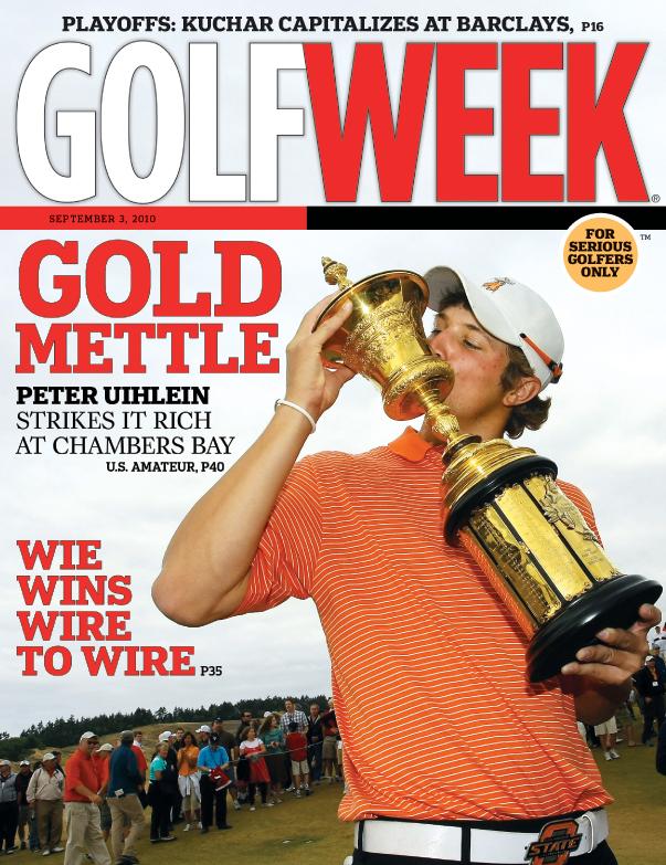 Golfweek (Sept. 3, 2010)