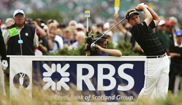 After nine years of patronage, the Royal Bank of Scotland Group will no longer sponsor the British Open.