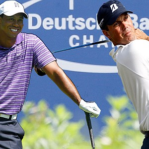 Tiger Woods and Matt Kuchar highlight the Fantasy Aces' picks this week.