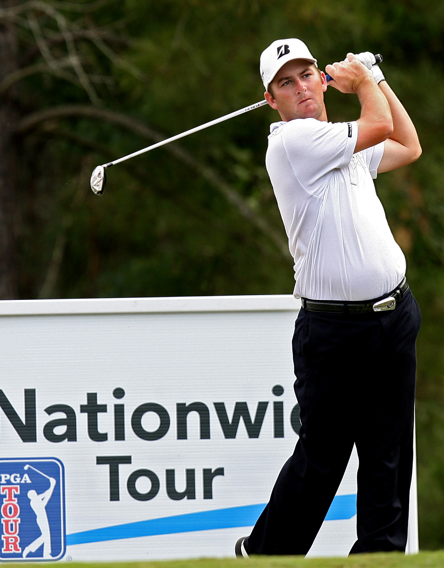 Matt Every at the 2009 Nationwide Tour Championship.