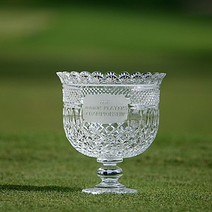 The Junior Players Championship trophy.