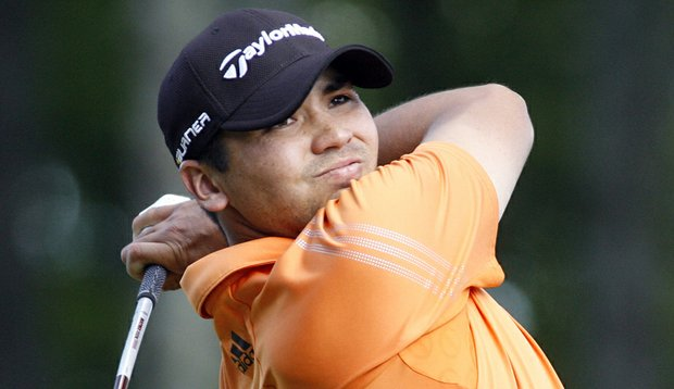 Jason Day during the Deutsche Bank Championship.
