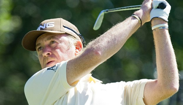Miguel Angel Jimenez won the European Masters for his third title in 2010.