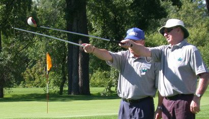 The International Blind Golf Association's influence is far-reaching.