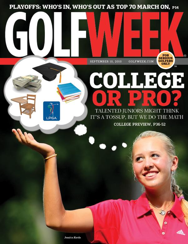 Golfweek (Sept. 10, 2010)