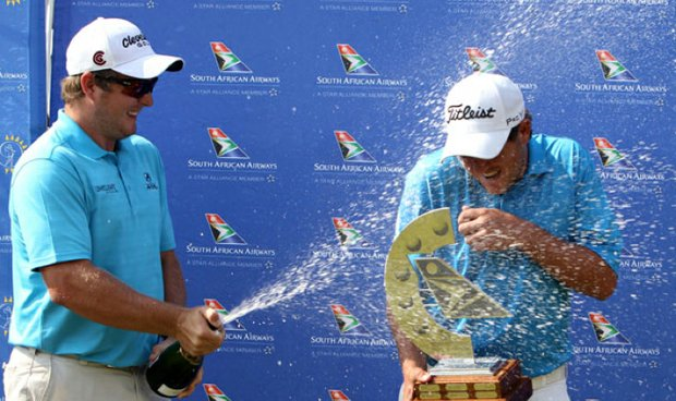 Tyrone Ferreira's win at the SAA Pro-Am Invitational-Randpark was his first victory since the 2008 Zambia Open.