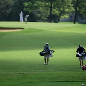 Golfweek's Division III Fall Invitational at Southern Dunes in Haines City, Fla.