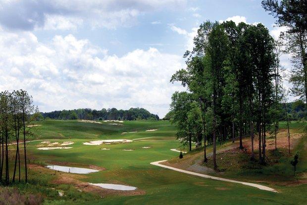 Lonnie Poole Golf Course (N.C. State)