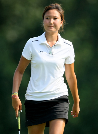 USC signee Kristen Park broke out of a long slump by winning the AJGA Rolex of Champions and AJGA Ping Invite in 2010 on her way to becoming the Rolex Junior Player of the Year.