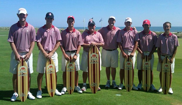 N.C. State opened the season with a win at The Invitational at Kiawah.