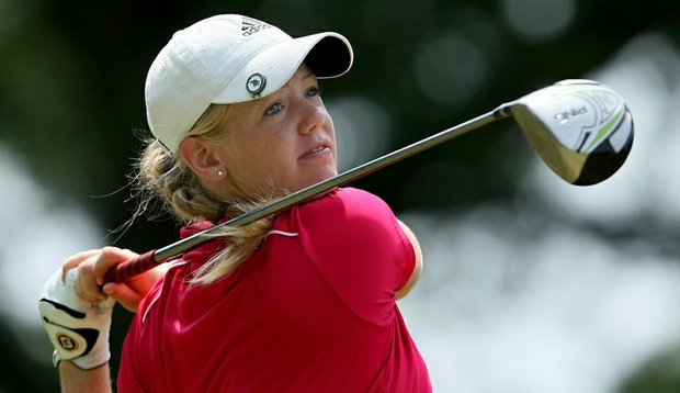 Amy Anderson during the U.S. Women's Amateur.