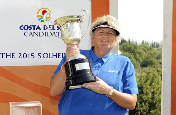 Laura Davies won her fourth victory of the year and 76th of her career at the 2010 Spanish Women's Open.
