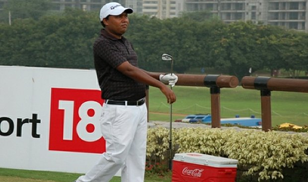 Ashok Kumar shot successive 65s to win the DLF Masters on Sept. 19, 2010.