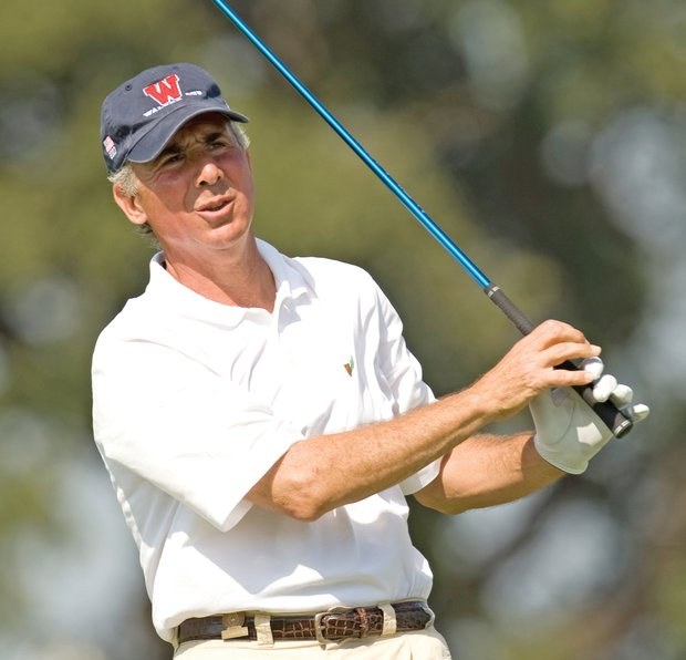 Buddy Marucci captained the 2009 Walker Cup team.