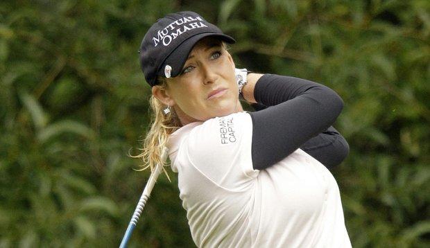 Cristie Kerr during the LPGA Safeway Classic.