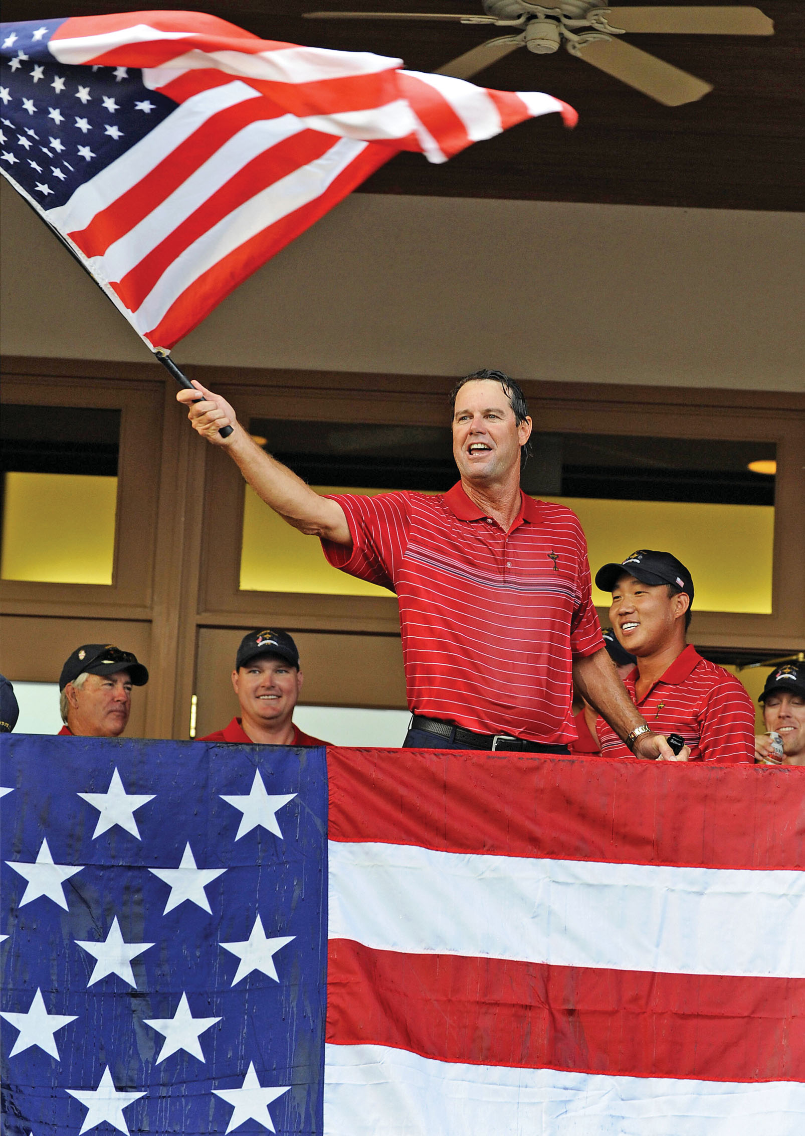 Paul Azinger was able to sell his '08 American team as underdogs, and the attitude paid off.