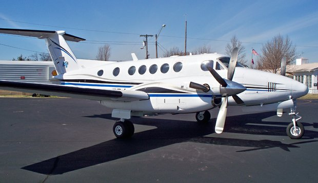 Middle Tennessee's King Air 250